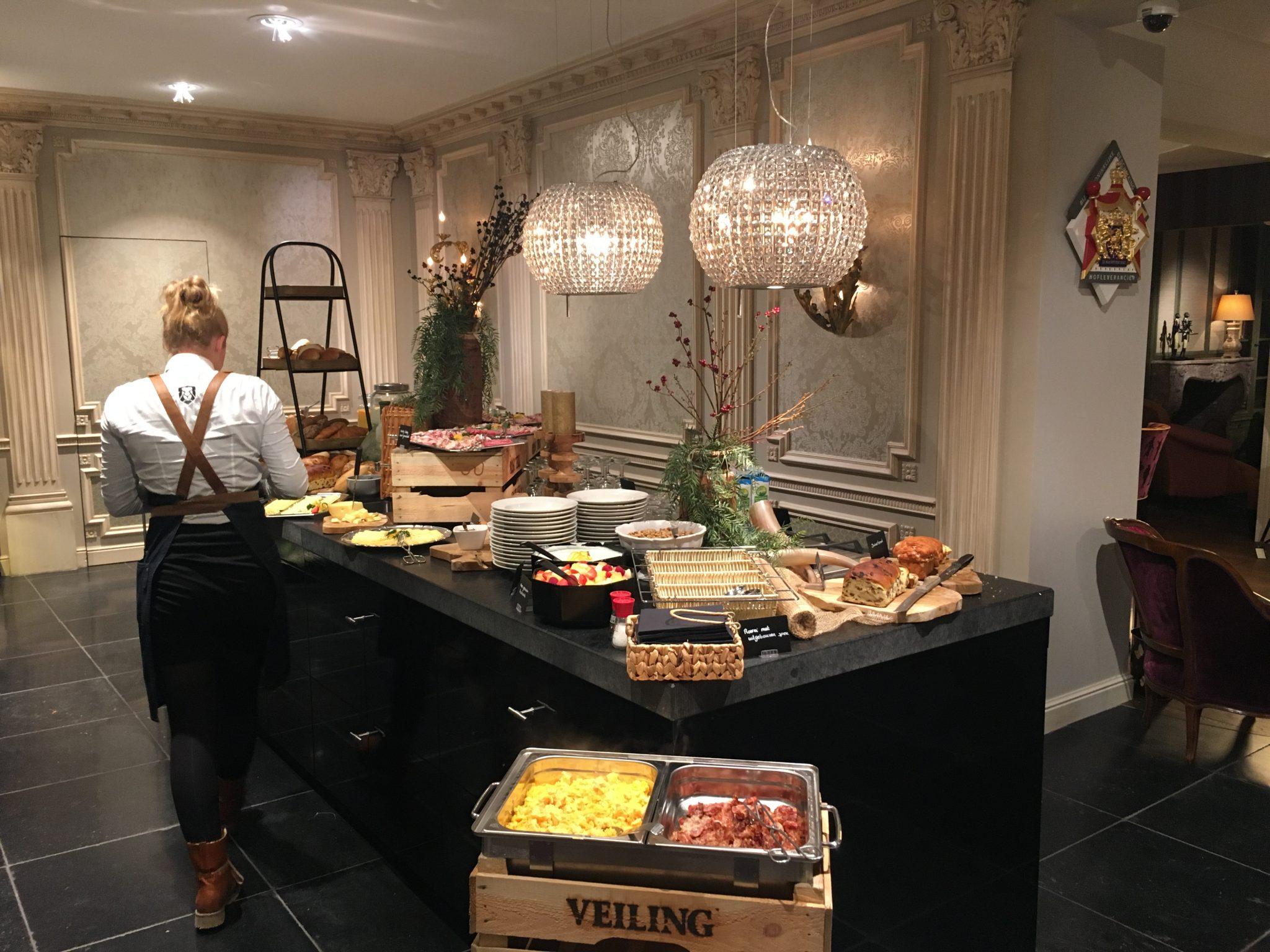 Ontbijtbuffet | Sethone